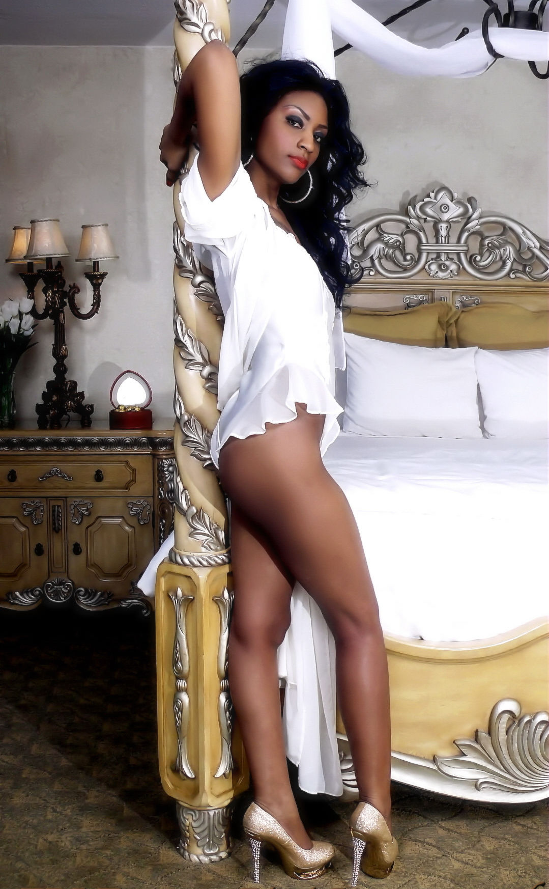 Tri Terrence Ricci Incorporated Boudoir Photography
